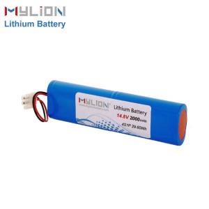 14.4V2000mah Li ion Battery Pack