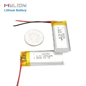 Mylion factory 3.7v 7.4v mini lipo battery