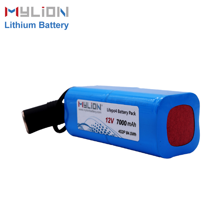 12V7000mah LiFe PO4 Battery pack Featured Image