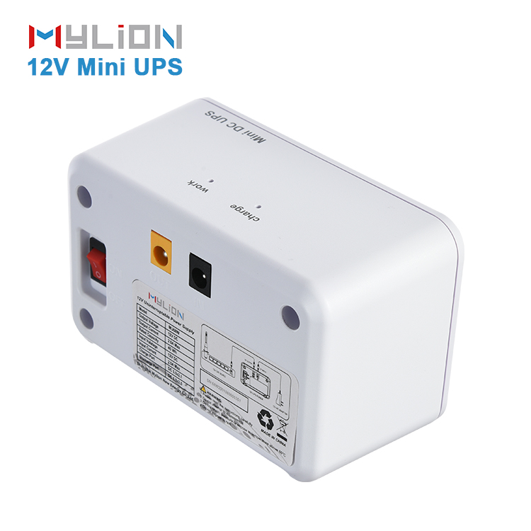 Mylion MU635W 12V 2A 78Wh portable dc Mini UPS Featured Image