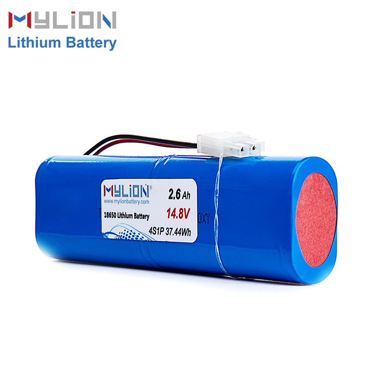 Mylion 14.4V/14.8V2600mAh Lithium ion battery pack Featured Image