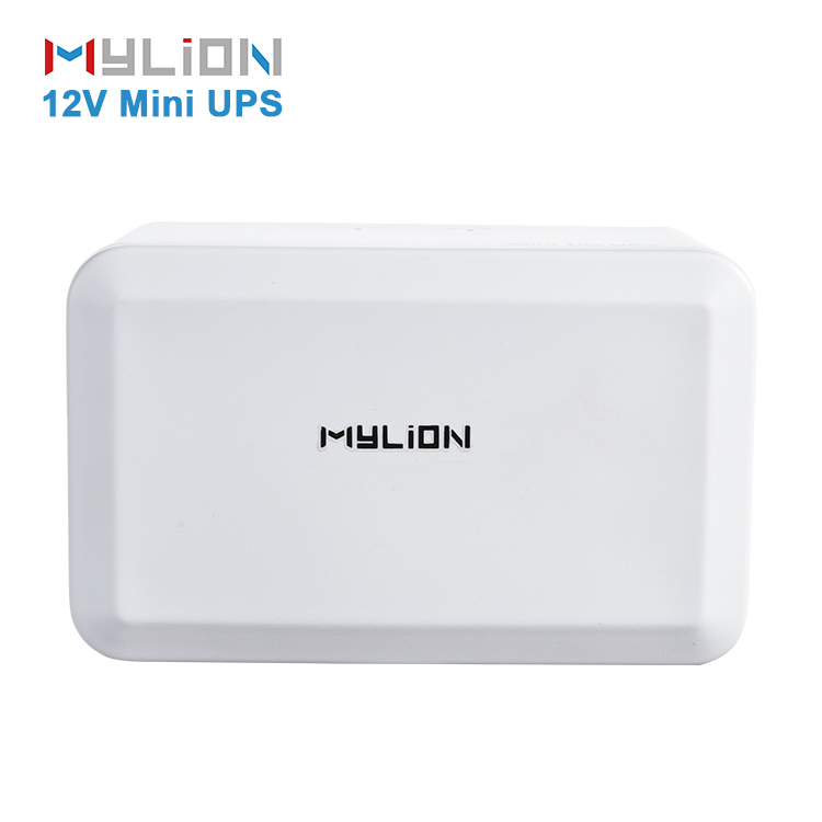 Mylion MU48W 12V 2A 30Wh portable dc Mini UPS Featured Image