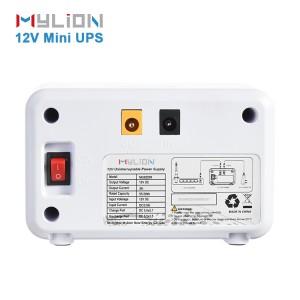 Mylion MU625W 12V 3A 55.5Wh Mini DC UPS