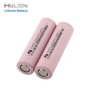 Mylion 18650 3.7v 2600mAh 9.62Wh lithium ion rechargeable battery