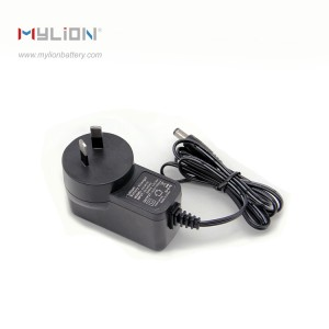 Mylion 12V 1A charger/adaptor with Australia plug