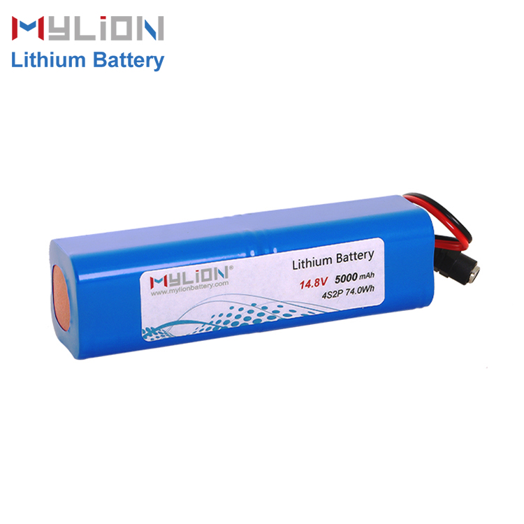 Mylion 14.8V5000mAh Lithium ion battery pack Featured Image