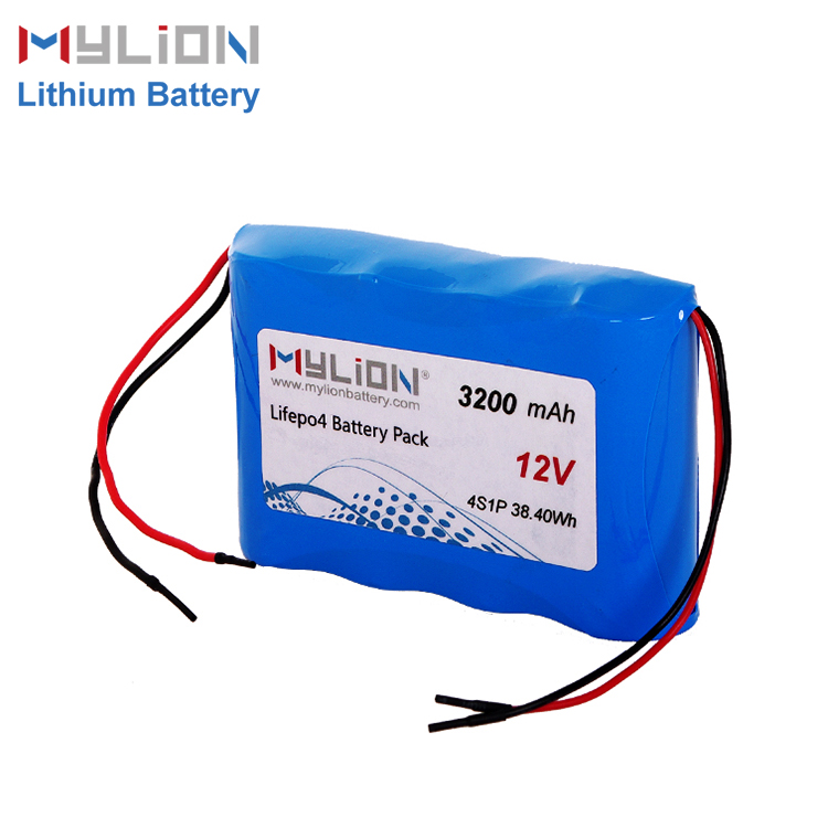 12V3200mah LiFe PO4 Battery Featured Image