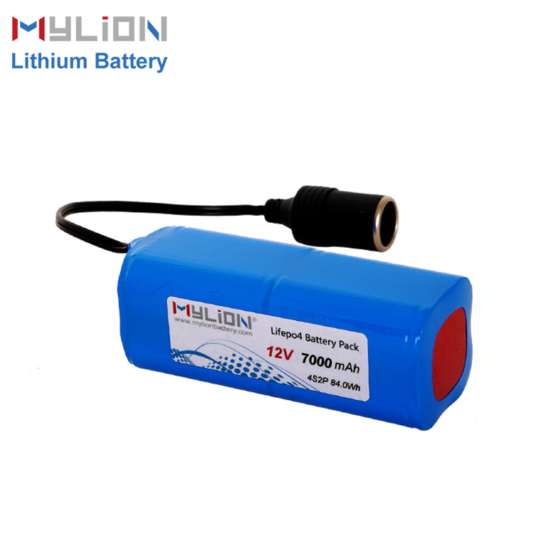 12V7Ah LiFe PO4 Battery Featured Image