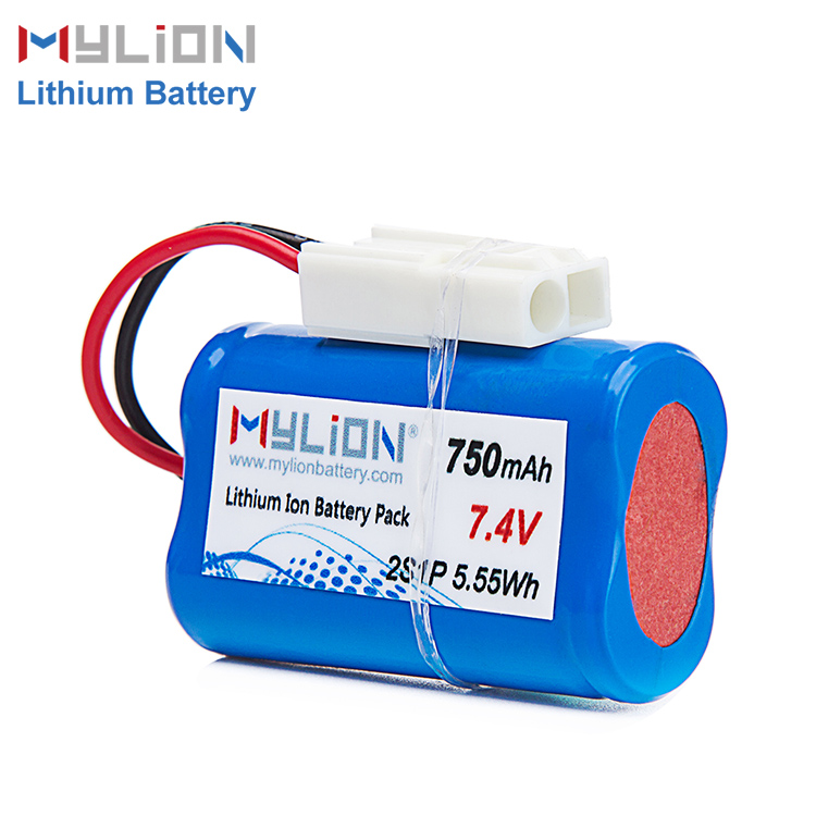 7.4V750mAh Lithium battery Featured Image
