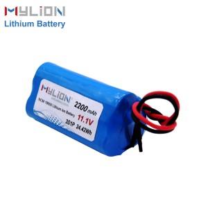 10.8V2200mah Li ion Battery
