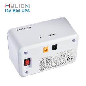 Mylion MU26W 12V 2A 19Wh Mini DC UPS