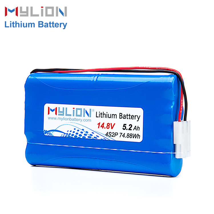 Mylion 14.4V/14.8V 5200mAh Lithium ion battery pack Featured Image