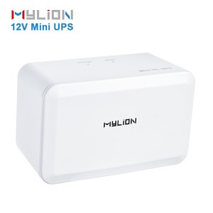 Mylion MU45W 12V 2A 37Wh portable dc Mini UPS