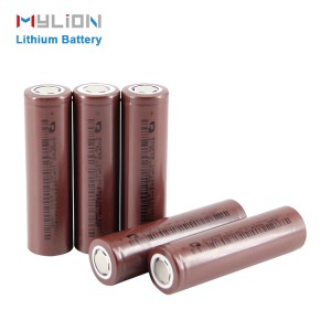 18650 3.7v 2000mAh 7.4Wh lithium ion rechargeable battery