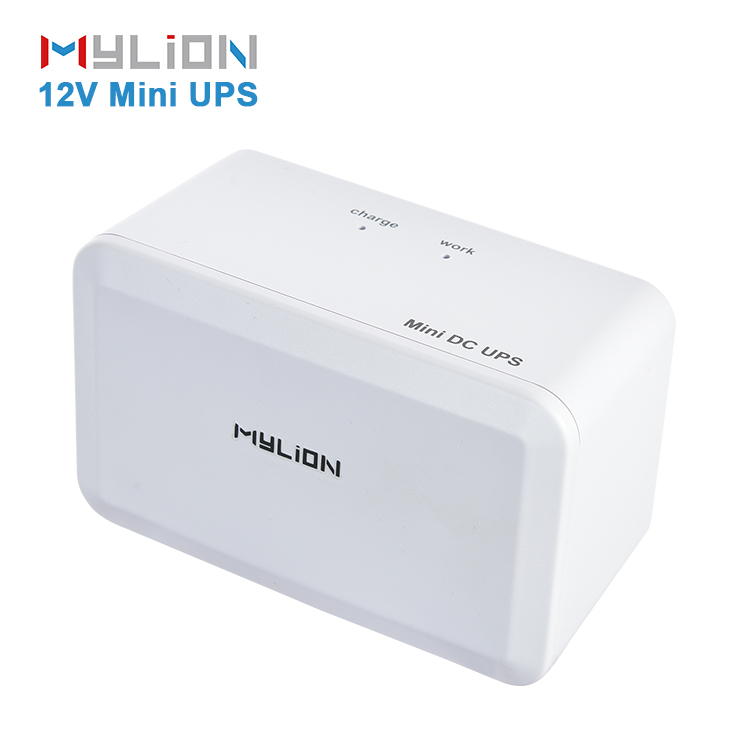 Mylion MU68W 12V 2A 45Wh portable dc Mini UPS Featured Image